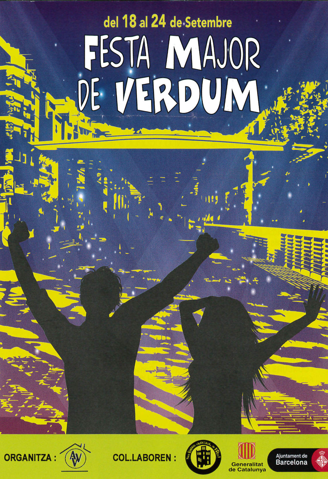 Fiesta Mayor de Verdum 2017