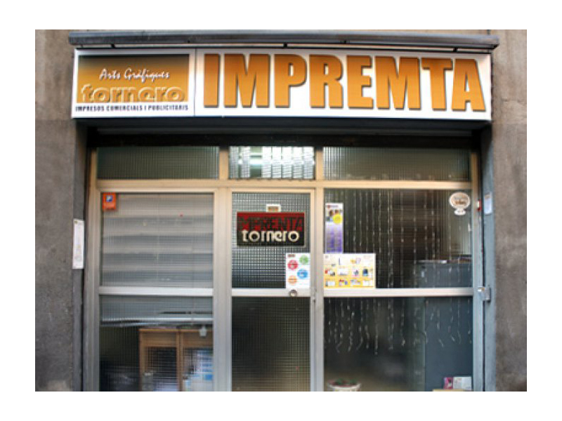 Impremta Tornero