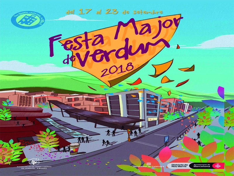Fiesta Major de Verdum 2018
